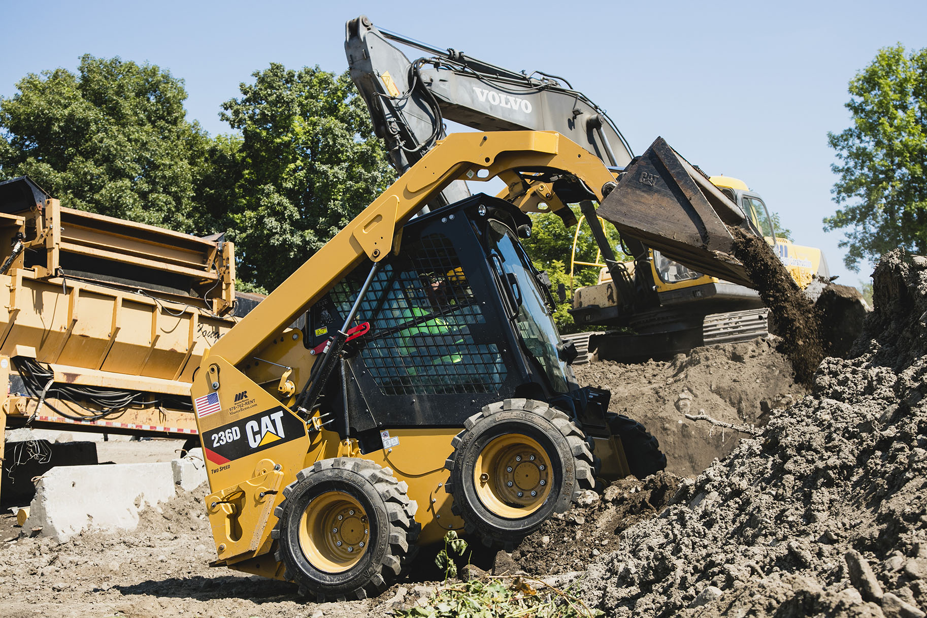 What to consider when choosing skid steer tires