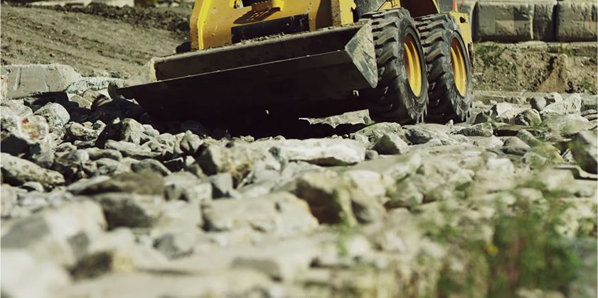 Enhance your skid steer's performance with these new premium tires