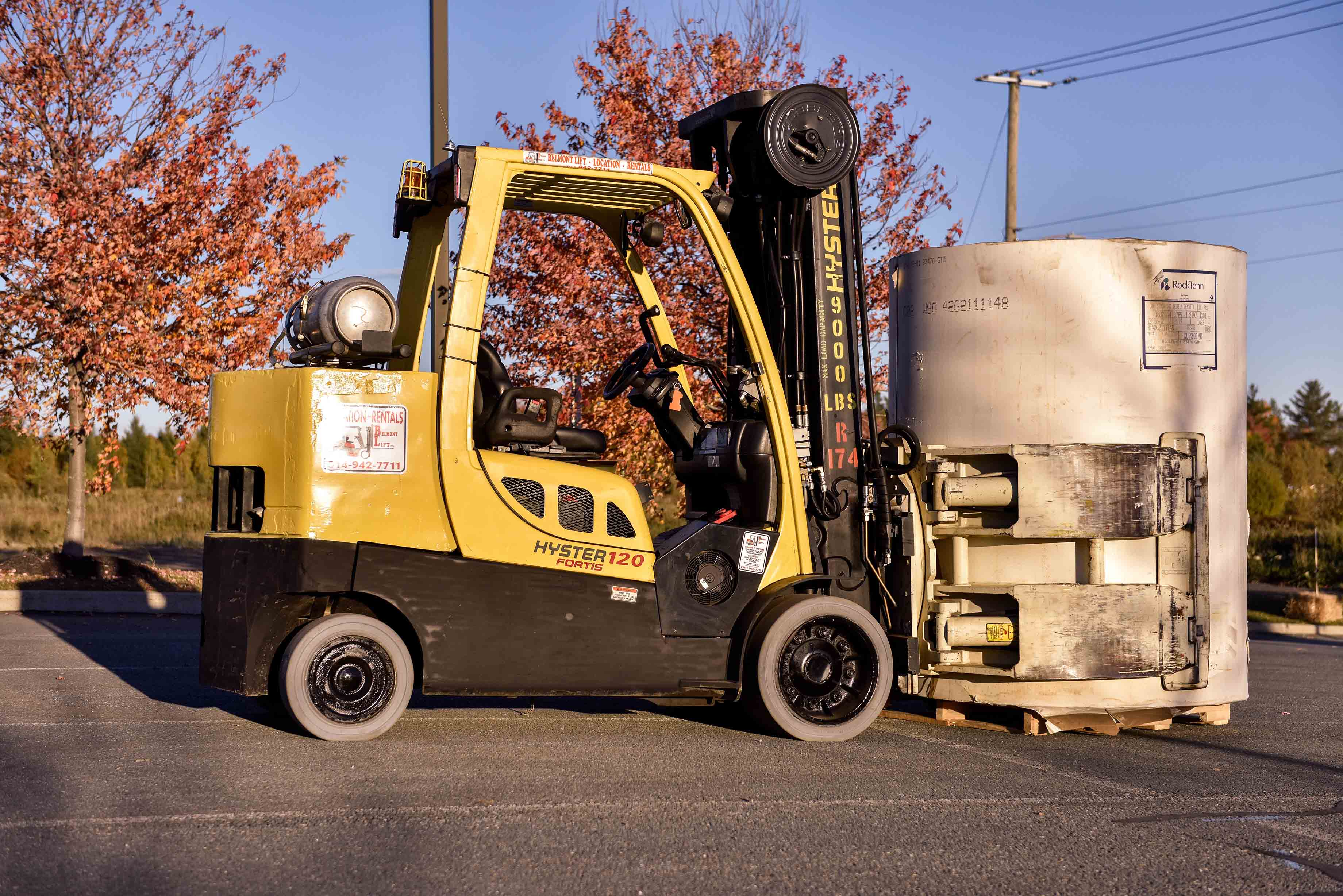 Evolving Forklift Industry Calls For New Approach To Tire Buying