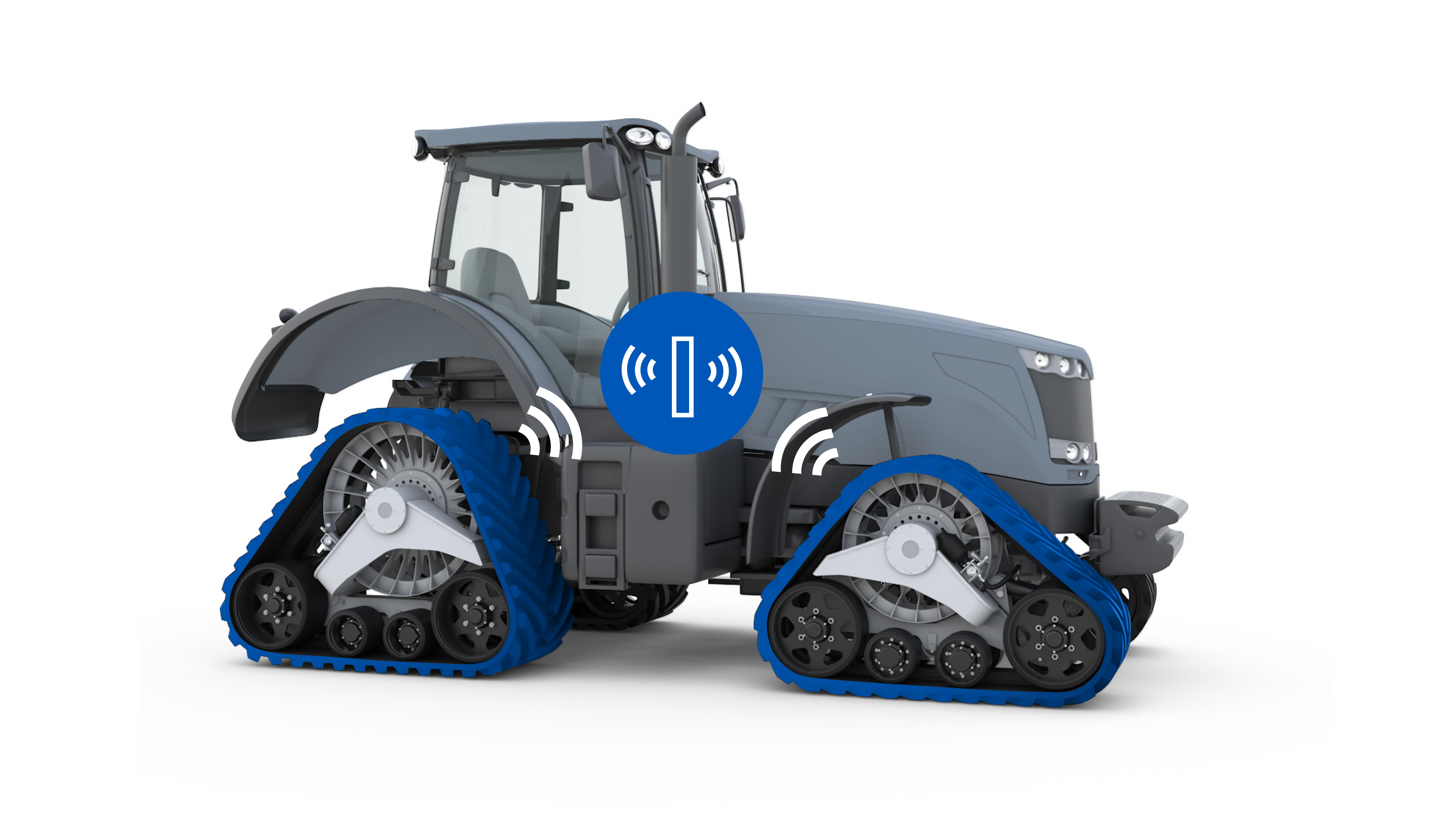 Ag Tracteur Smart Tracks