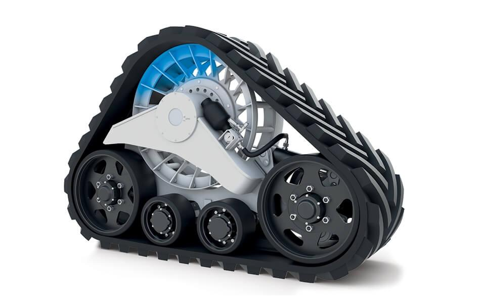 Cts Tractor Sprocket