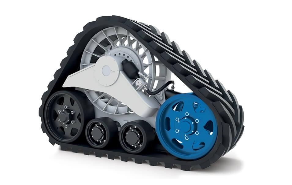 Cts Tractor Wheel