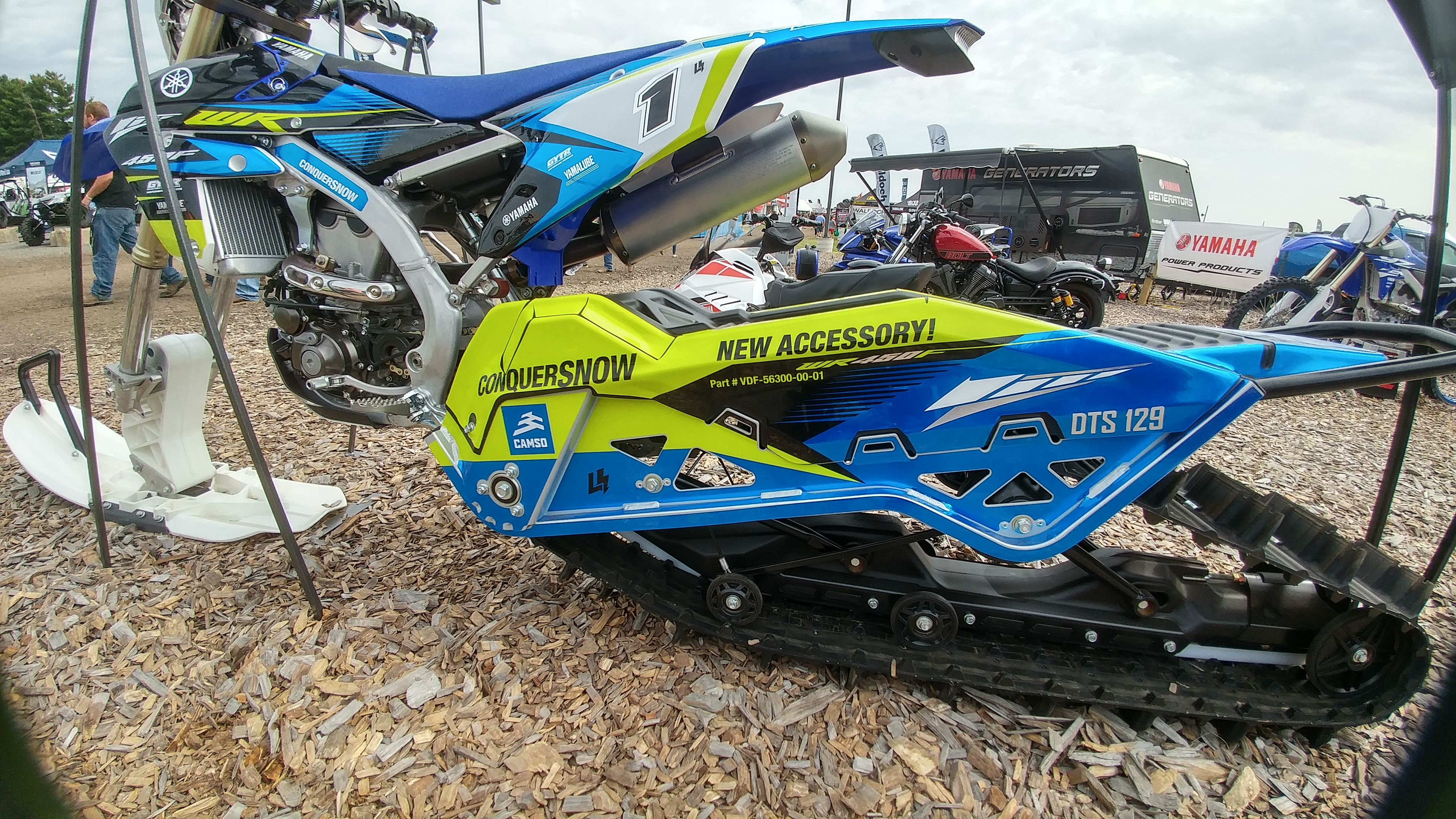 Camso Expands Collaboration With Yamaha Motor Corporation