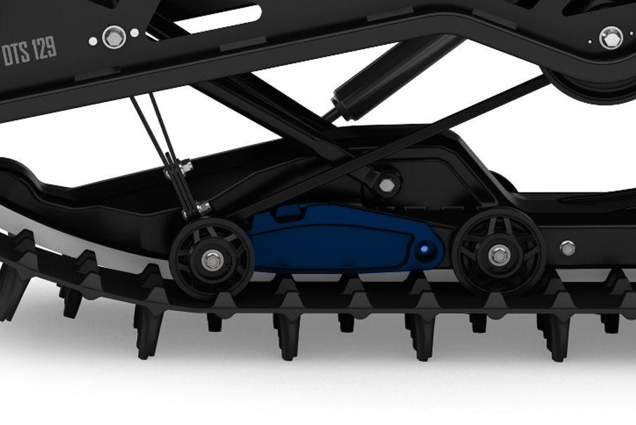 DTS 129 Suspension Cam Integration