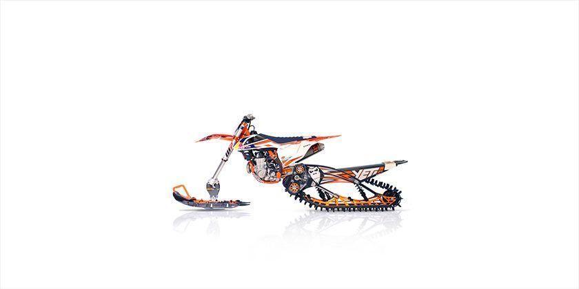 Dirt bike Yeti