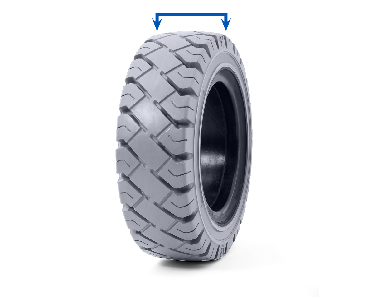 MH XTREME NM Wide Tread Profile