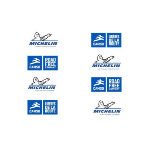Mosaic Camso Michelin