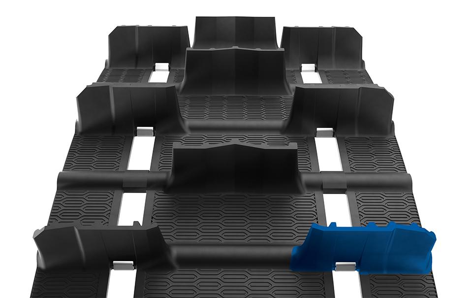 Snow-Track-Challenger-250-LX-Lug-Profile