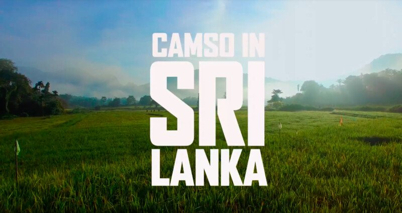 Camso in Sri Lanka