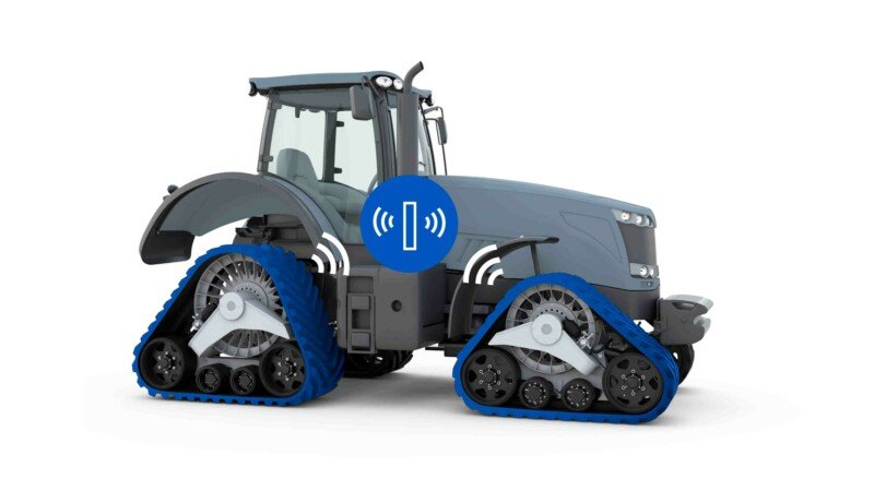 Agriculture Tractor Smart Tracks