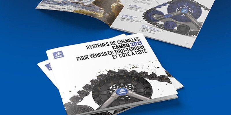 ATV UTV Brochure 2021 Mosaique FR