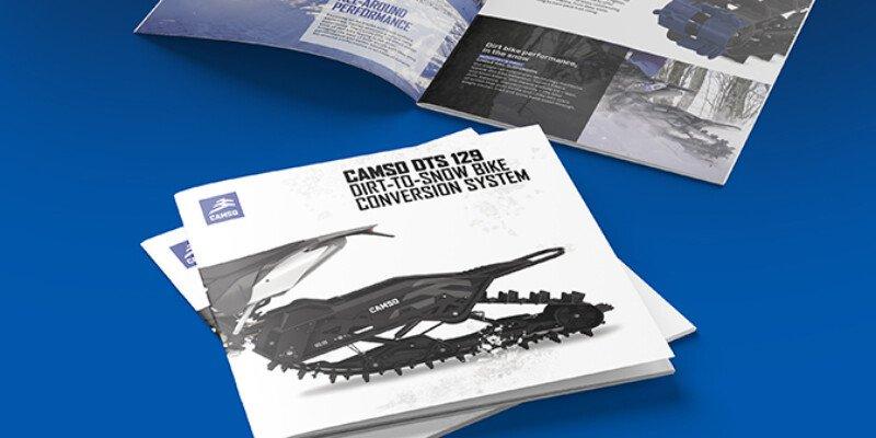 Snowbike DTS 129 Brochure 2021 Mosaique EN