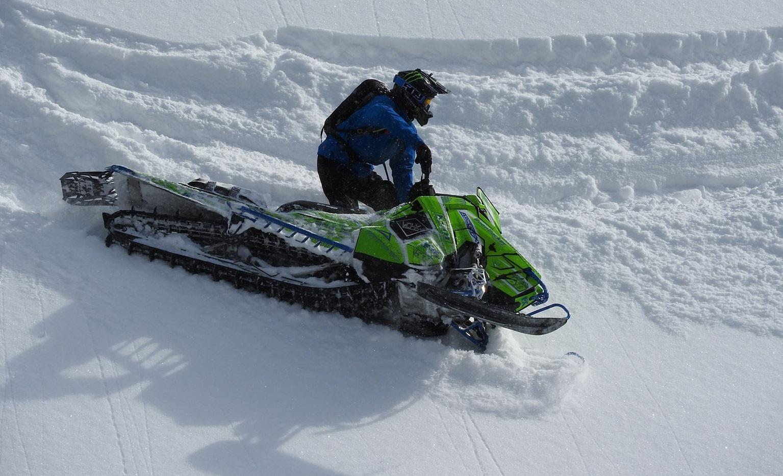Camso Track Snow