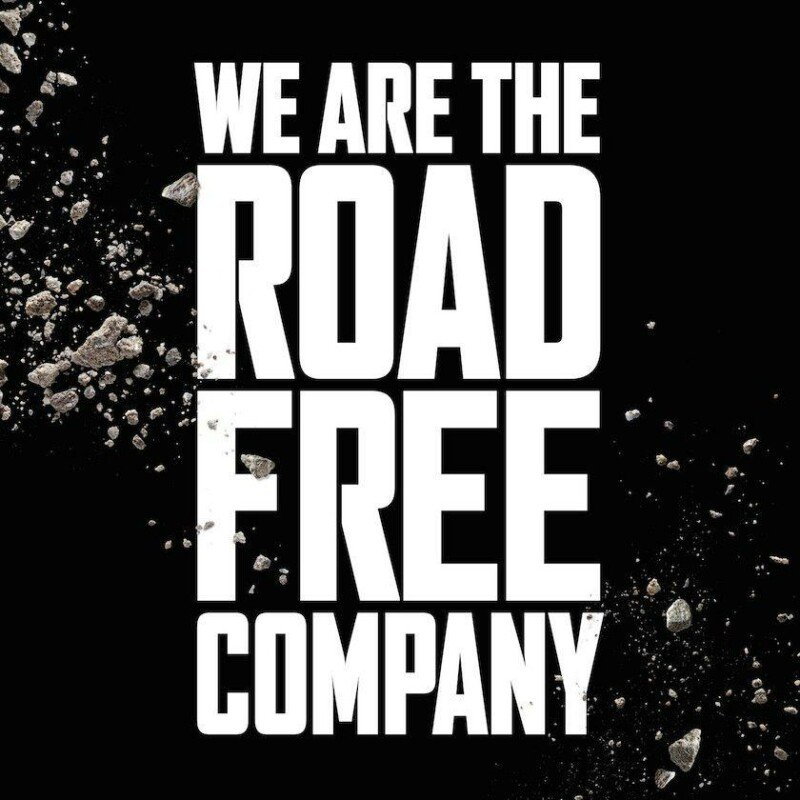 We are the road free company