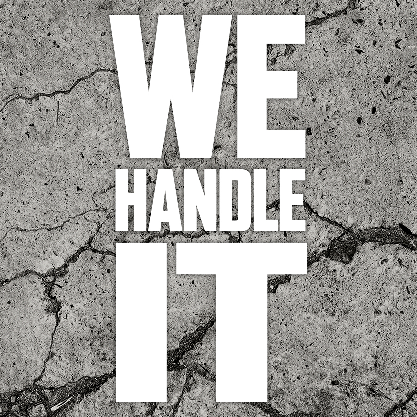 We Handle It En
