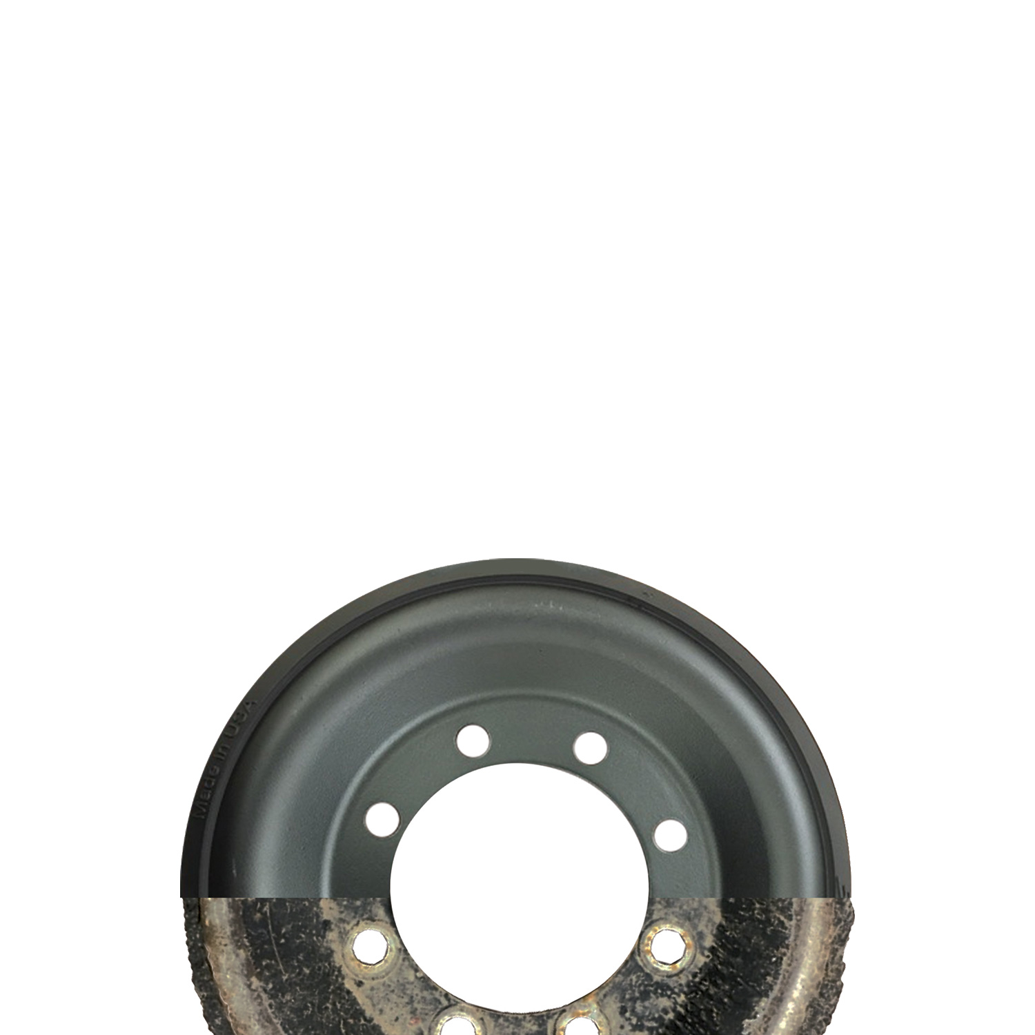 Remanufactured Wheel