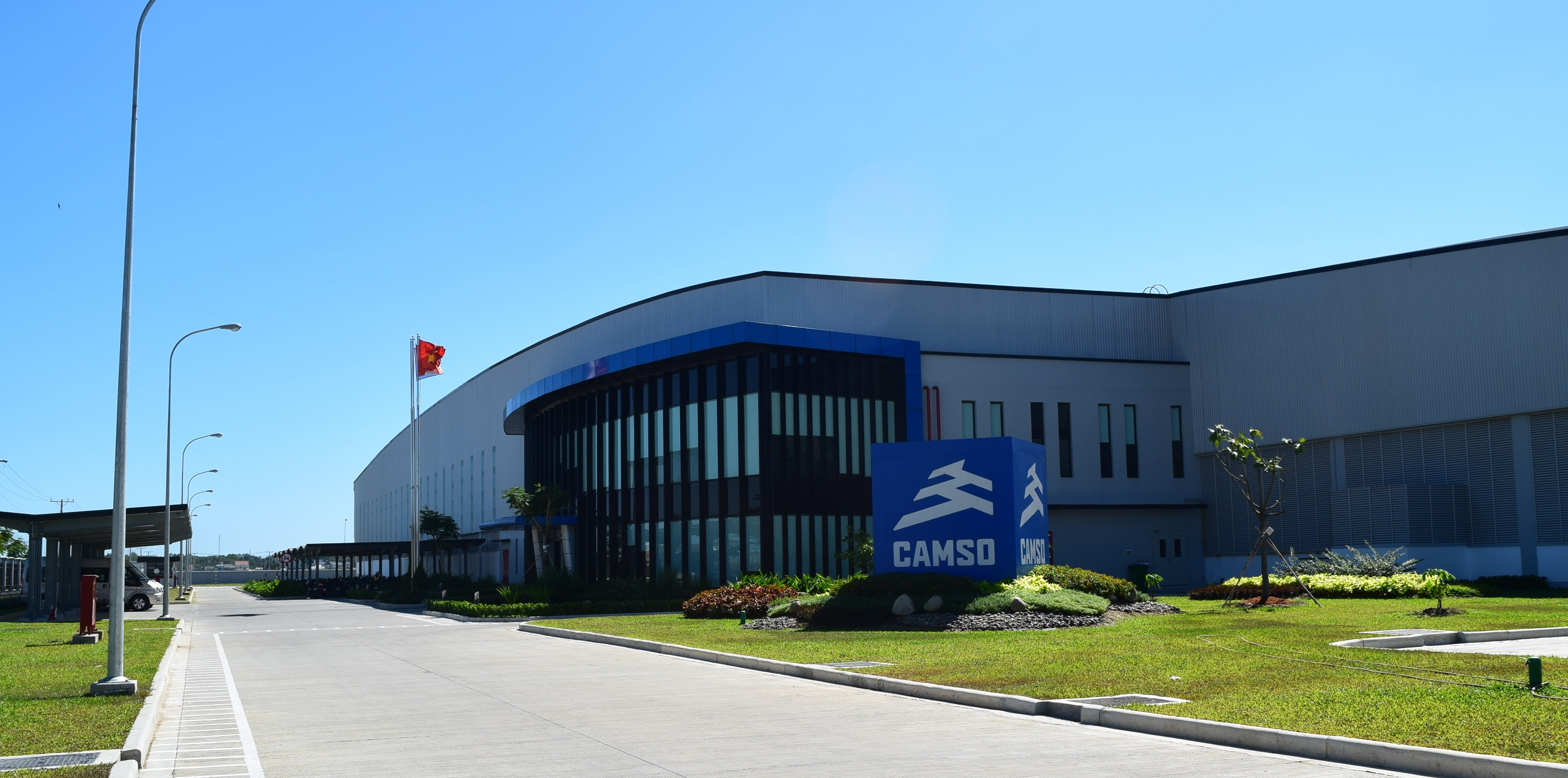 Best-in-class solid tire manufacturing facility inaugurated in Vietnam