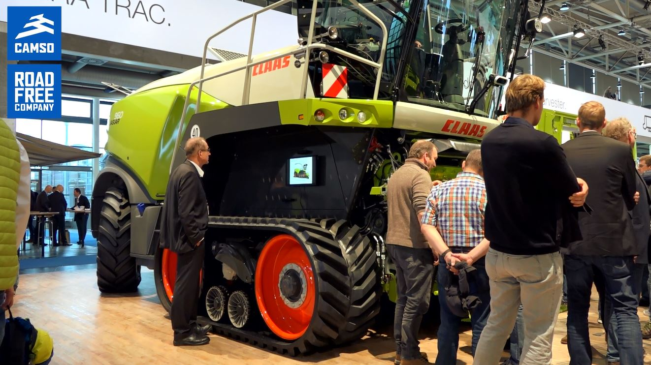 Agritechnica 2017 – Tour of OEM booths