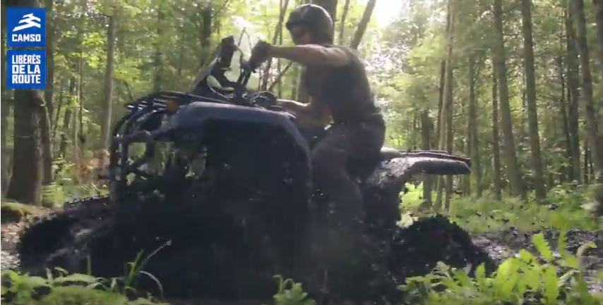 Converting your small ATV from tires to tracks has never been so affordable.