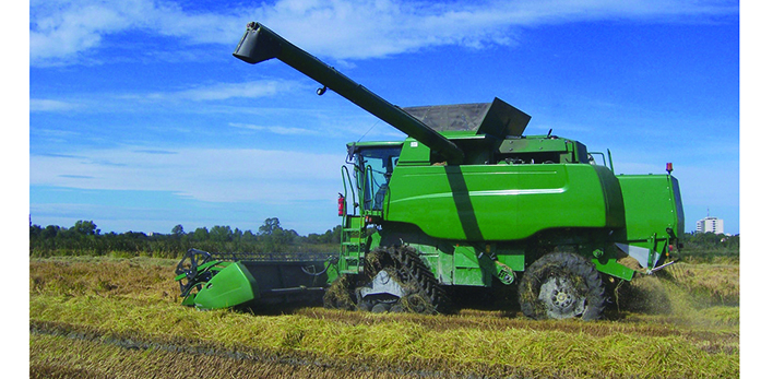 Camso and Agro Maquinas bring CTS to the Brazilian combine market