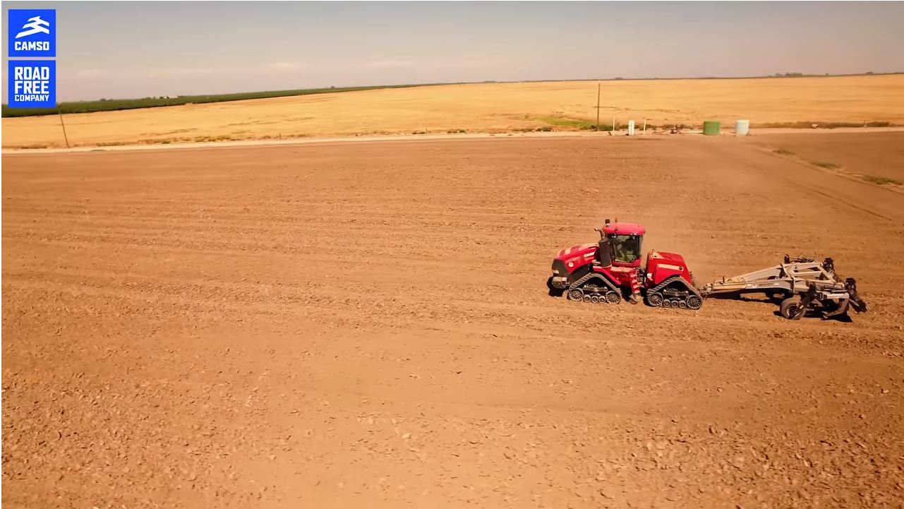 Camso Ag6500 Tracking Solution Testimonial Thumbnail