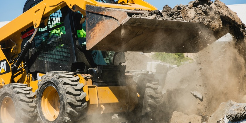 Top 5 trends in the construction equipment market
