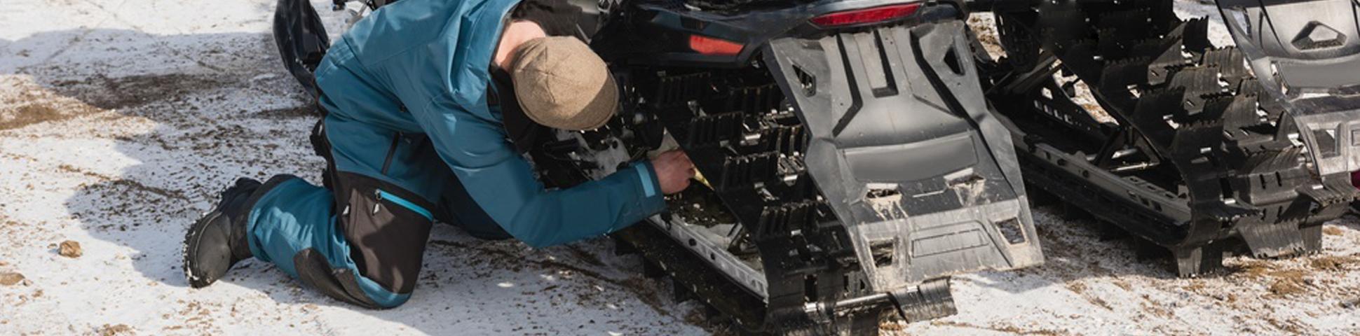 Camso Produits recreatifs motoneige chenille inspection Entete 1940x480