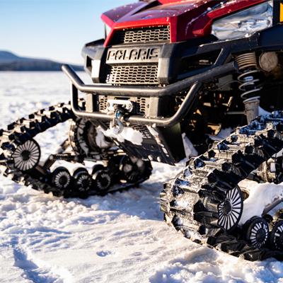 Camso track system Flex Track Technology UTV Polaris Snow Tile 400x400