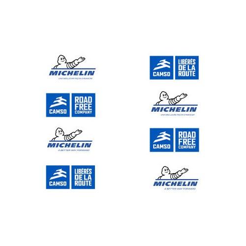 Logo Camso Michelin