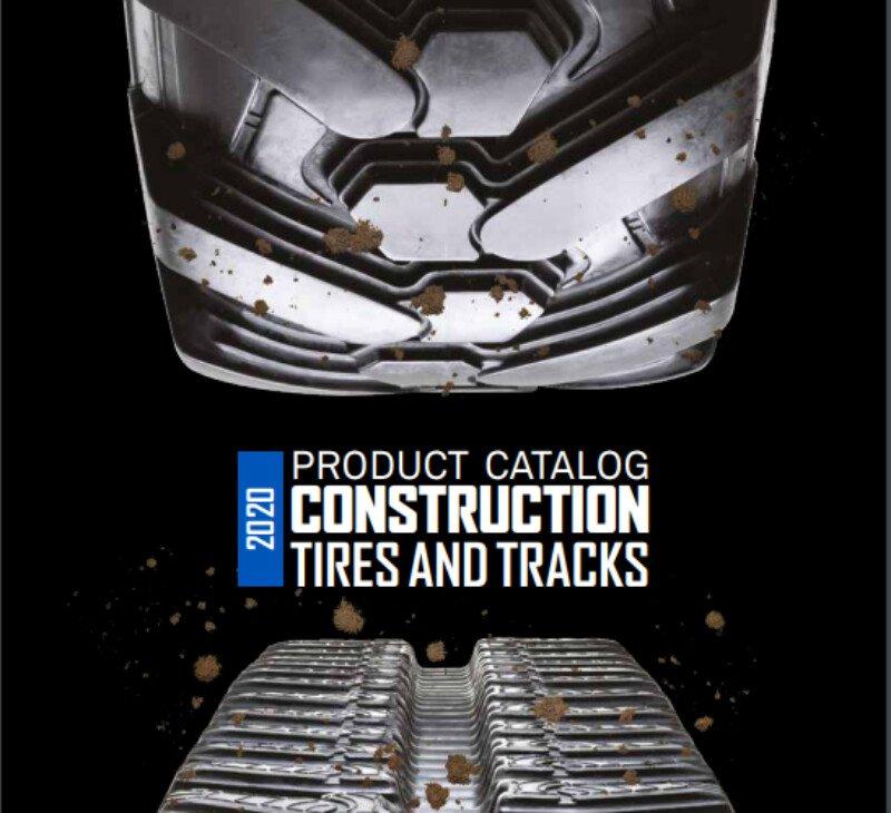 Camso tire track catalog EN