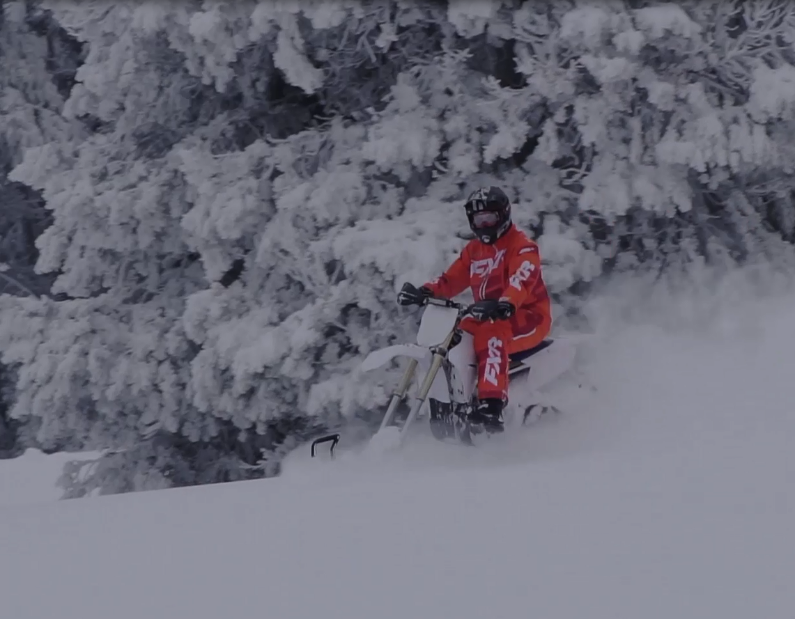 Camso Snowrush Program : Early access to 2019 Camso DTS 129