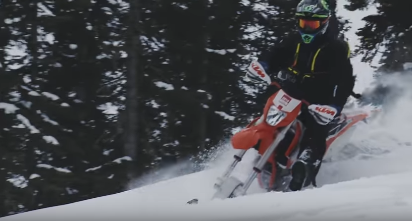 Powersports Thubnail Dirt To Snow Bike